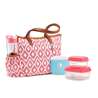 Scottsboro Insulated Lunch Bag Kit -  - Fit & Fresh