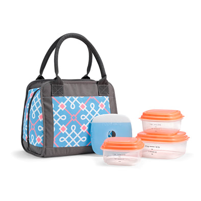 Ashland Insulated Lunch Bag Set -  - Fit & Fresh