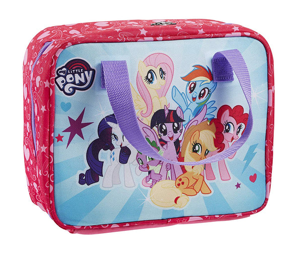 Jayden Insulated Lunch Bag with Glitter Ice Pack - Kids' Bag - Fit & Fresh