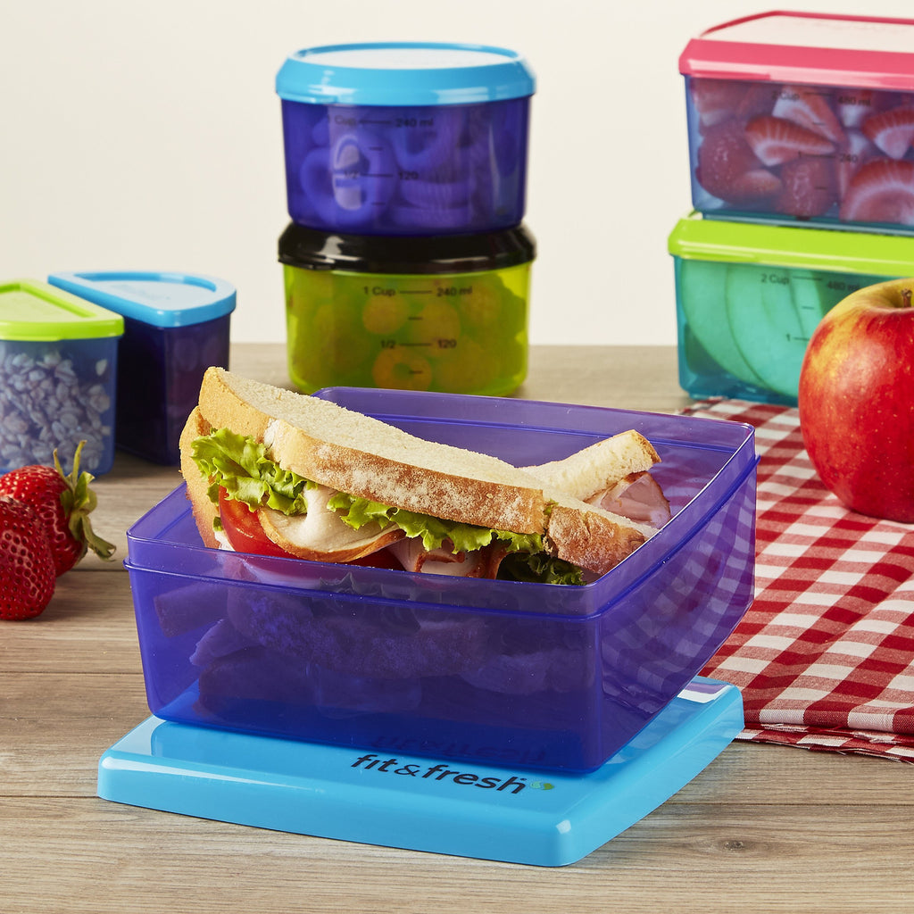 Kids' 17 Piece Kids' Value Chilled Container Set