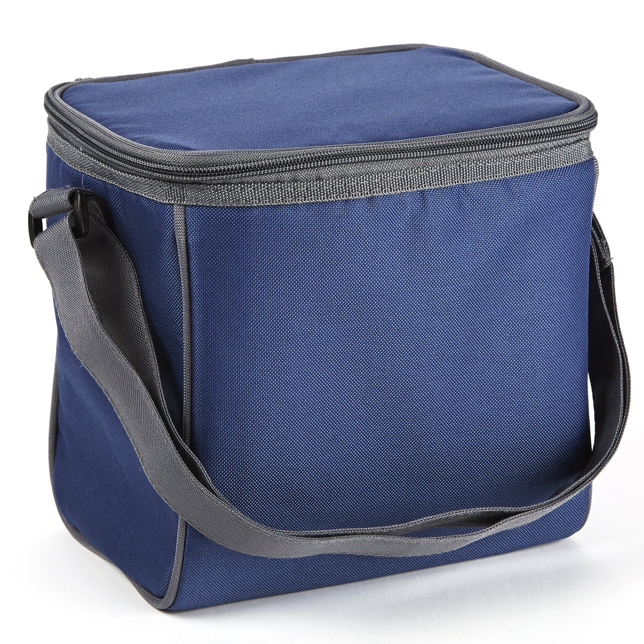 Fit Amp Fresh Insulated Cooler Bag Solid Lunch Box 6 Can