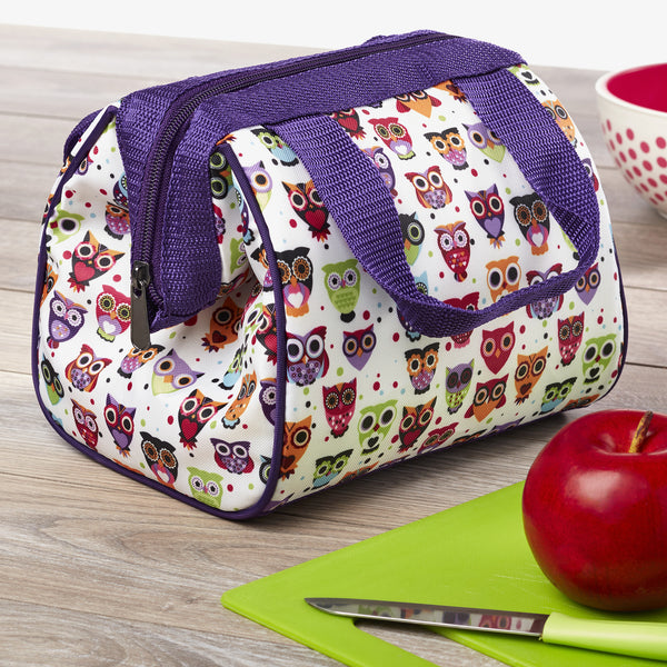 Fit Amp Fresh Riley Kids Insulated Lunch Bag Girls