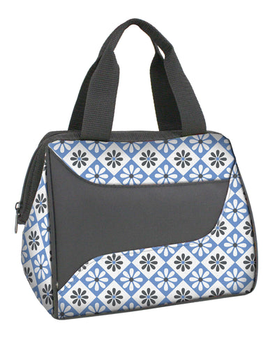 Downtown Insulated Lunch Bag with Pocket - Ladies' Bag - Fit & Fresh