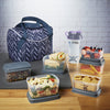 Jaxx FitPak Meal Prep Mini-Tote Bag - Jaxx - Fit & Fresh