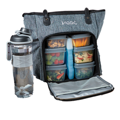 Jaxx FitPak Commuter Meal Prep Tote - Jaxx - Fit & Fresh