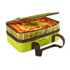 Rachael Ray Expandable Lasagna Lugger™️ - Casserole Carrier - Fit & Fresh