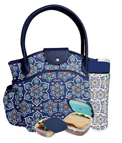 Sumter Insulated Lunch Bag Set - Ladies' Bag - Fit & Fresh