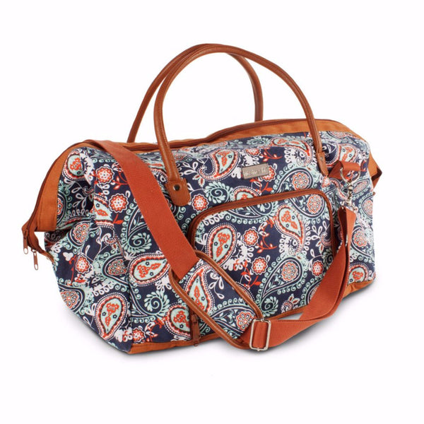 Weekender Large Duffel Travel Bag