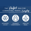 Voyager Travel/Commuter Bag - Travel - Fit & Fresh