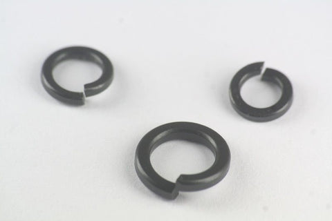 Black Stainless Steel Spring Washers DIN 127B