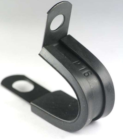 Black Stainless Steel P Clips