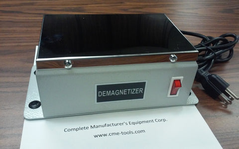 "4-1/2 x7"" Demagnetizer for dies,punches,cutters or any tools 120V 60 #816-532"
