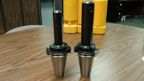 2 CAT50 END MILL HOLDERS long or X-long length any sizes you want-Tool Holder