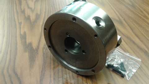 "6"" 3-JAW SELF-CENTERING LATHE CHUCKS #0603F0 - NEW"