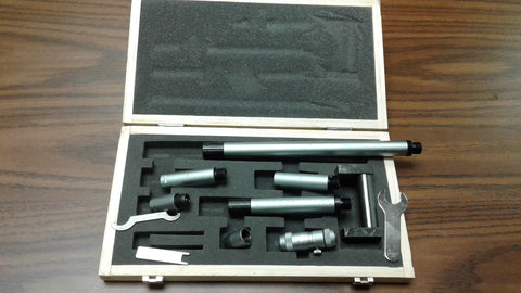 "2 - 20"" PRECISION INSIDE MICROMETER #400-220-NEW"
