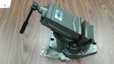 "4"" Tilt & Swivel machine vise, 2-way universal vise, #850-TLT-04--NEW"