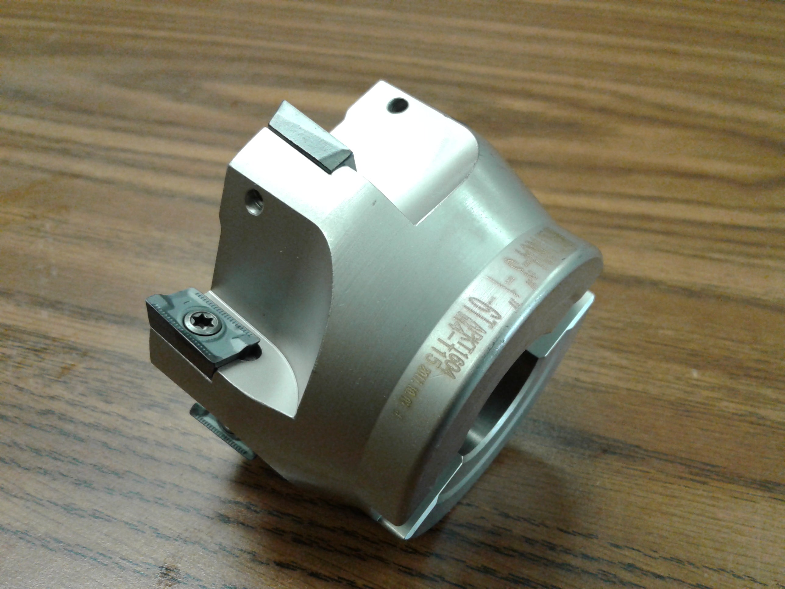 """3/"""" 90 degree indexable face shell mill,face milling cutter APKT #Z-2526-4025"""