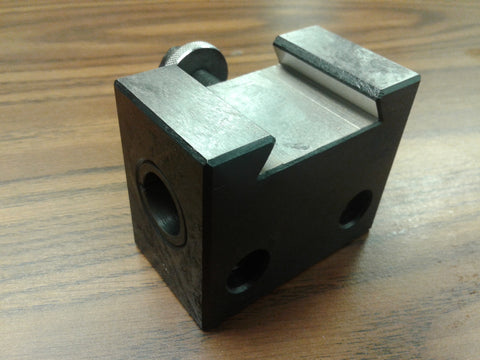"Quick change Heavy Duty Boring Bar Holder #4, max. 3/4"" tool shank #250-204"