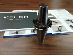 "1/2"" Shrink Fit CAT40 end mill holder Germany KELCH brand G2.5/25000RPM-new"