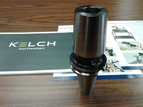 "1"" x 4"" projection Shrink Fit CAT40 end mill holder Germany KELCH G2.5/25000RPM"