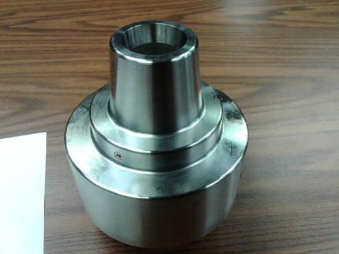 "5C Collet Chuck with Integral D1 - 4 Cam Lock Mount 5"" Diameter Chuck #5C-05D4"