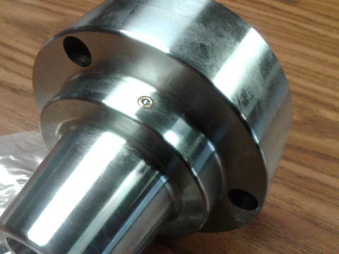 "5C Collet Chuck with plain back mounting, lathe use, Chuck Dia. 5"" #5C-05F0"