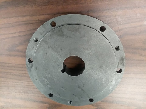 "10"" L00 adapter Plate for self-centering 3, 4, 6-jaw LATHE CHUCKS #ADP-10-L00"