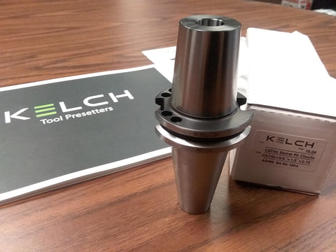 "5/8"" Shrink Fit CAT40 end mill holder Germany KELCH brand G2.5/25000RPM-new"