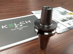 "1/2"" Shrink Fit BT40 end mill holder Germany KELCH brand G2.5/25000RPM-new"