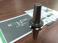 "1/2"" x 4"" Shrink Fit BT40 end mill holder Germany KELCH brand G2.5/25000RPM-new"