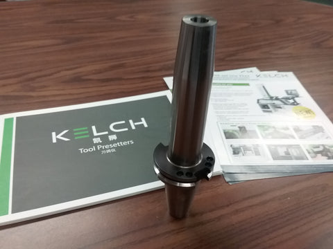 14mm x 160mm Shrink Fit CAT40 metric end mill holder Germany KELCH G2.5/25000RPM