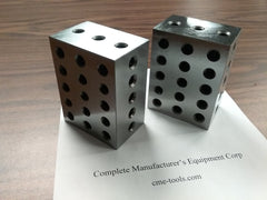 "2-3-4"" 23 hole precision set up block pair"