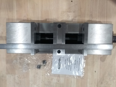 DOUBLE LOCK  PRECISION MACHINE VISE
