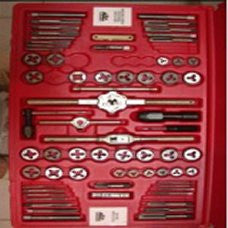 45PCS/Set Metric Tap And Die Set--6MM-24MM