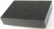 Granite Surface Plates - Grade B Zero Ledge