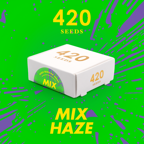 Mix Haze – 8 Semillas REG