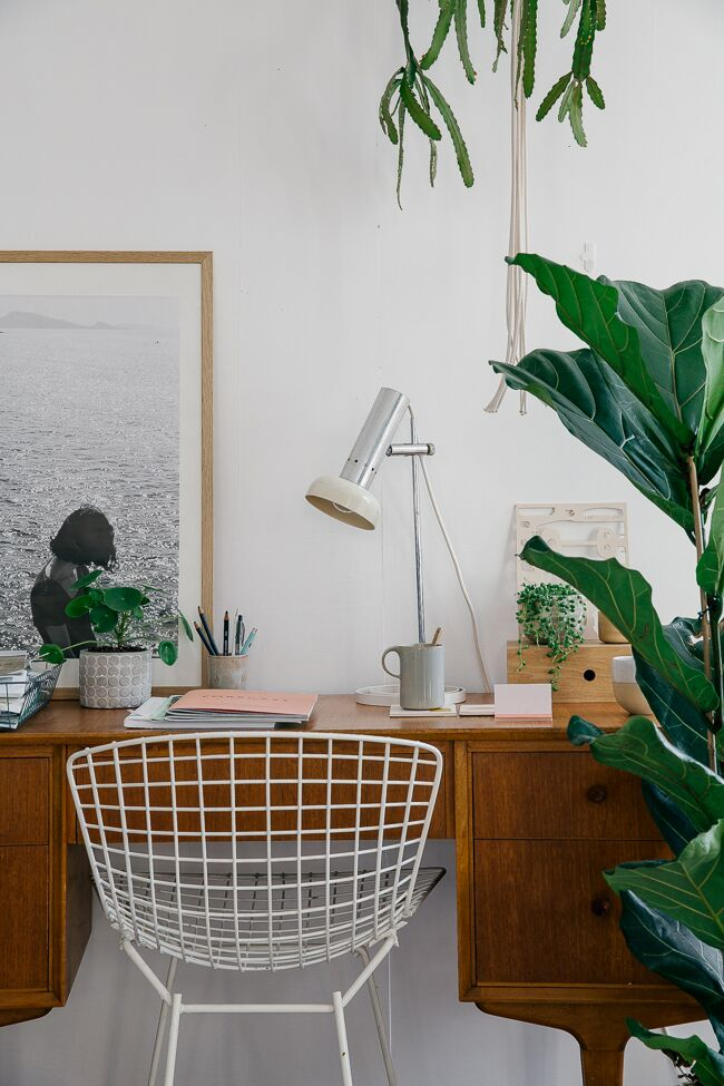 Workspace Goals ~ Extract from House of Plants