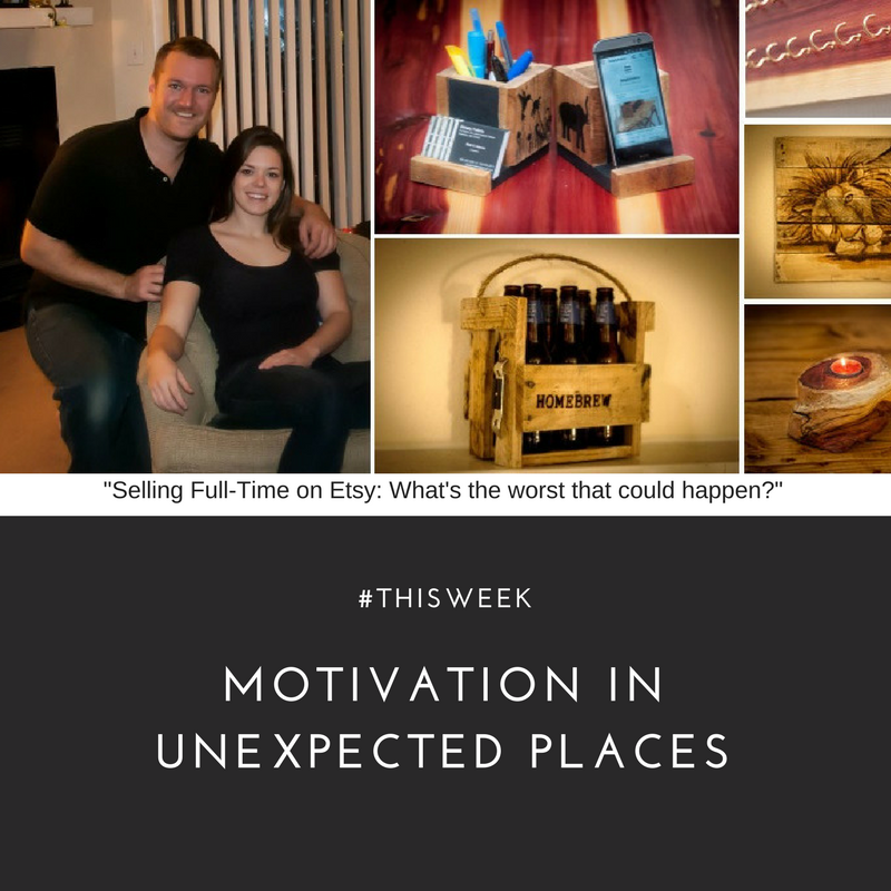 THISWEEK: Motivation in Unexpected Places