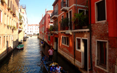Venice Canal | Venice, Italy | Simply Pallets