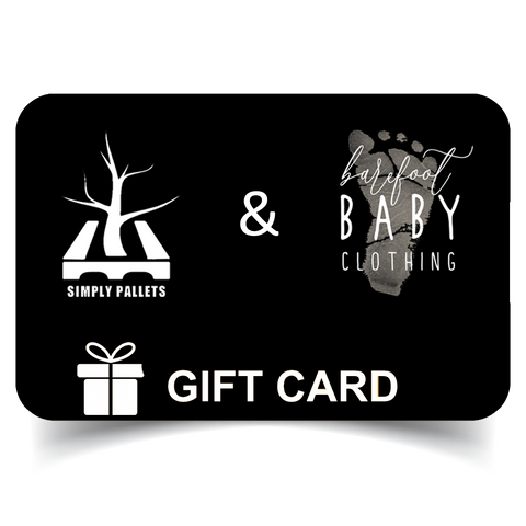 Digital Gift Cards | Simply Pallets
