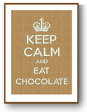 Eat Chocolate