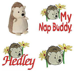 """Hedley"" Hedgehog"