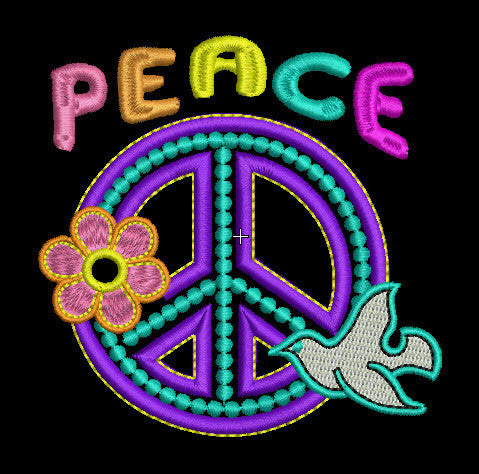 Peace Baby!