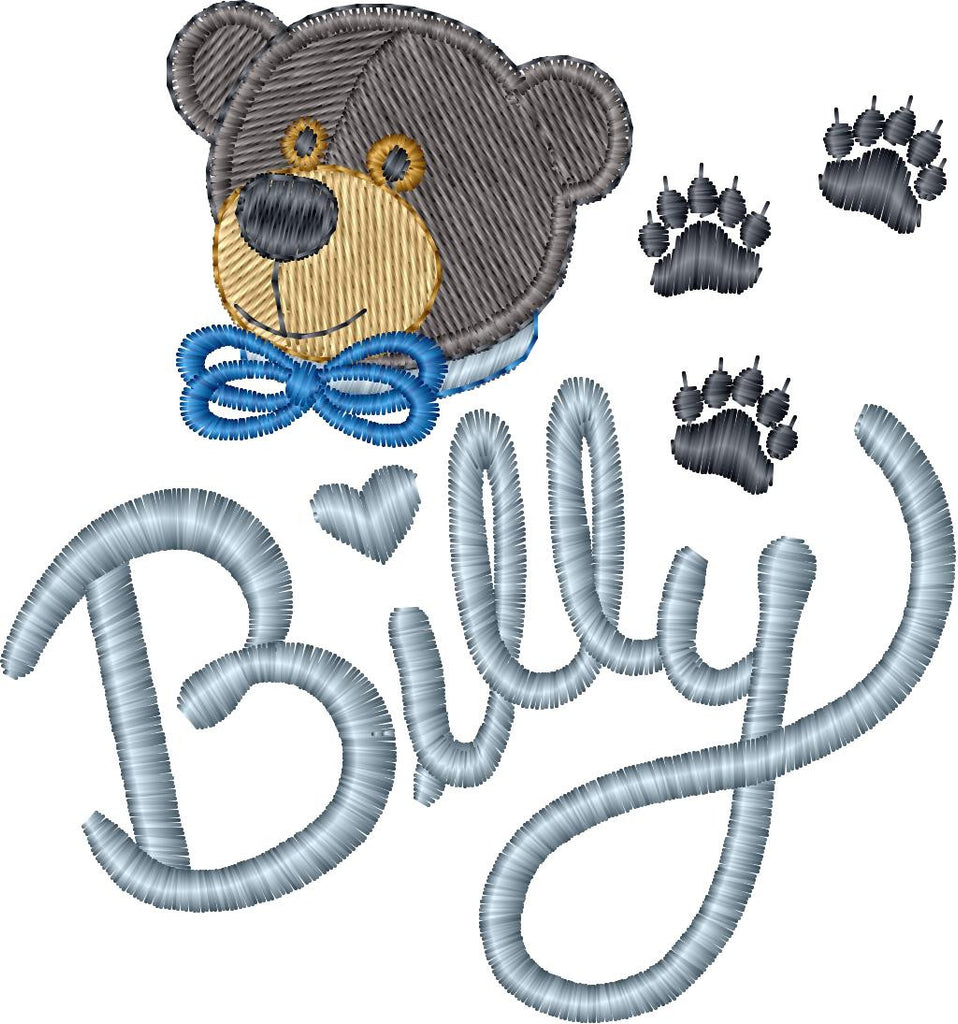 """Billy"" Black Bear"