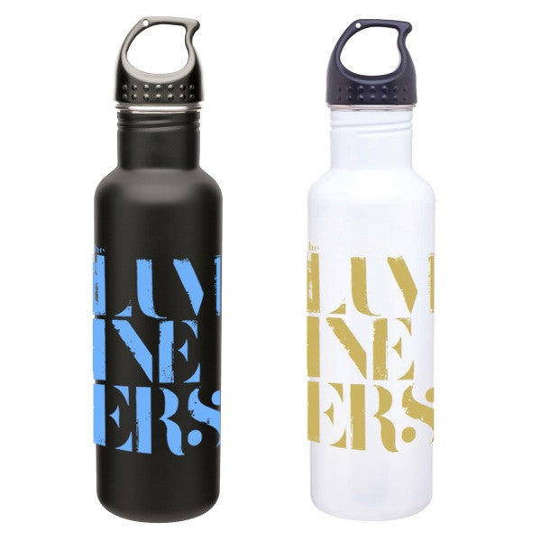 Logotype Water Bottles