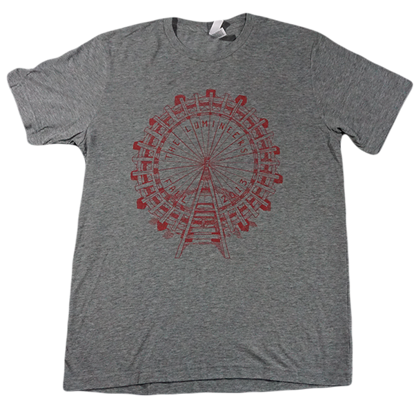 Grey Ferris Wheel 2013 Tour T-Shirt