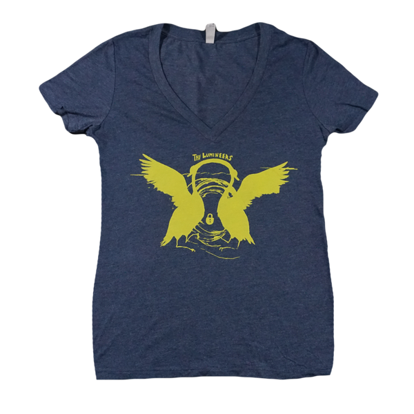 Blue Swan Ladies V-Neck - Last Chance