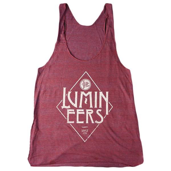 Ladies Diamond Tank