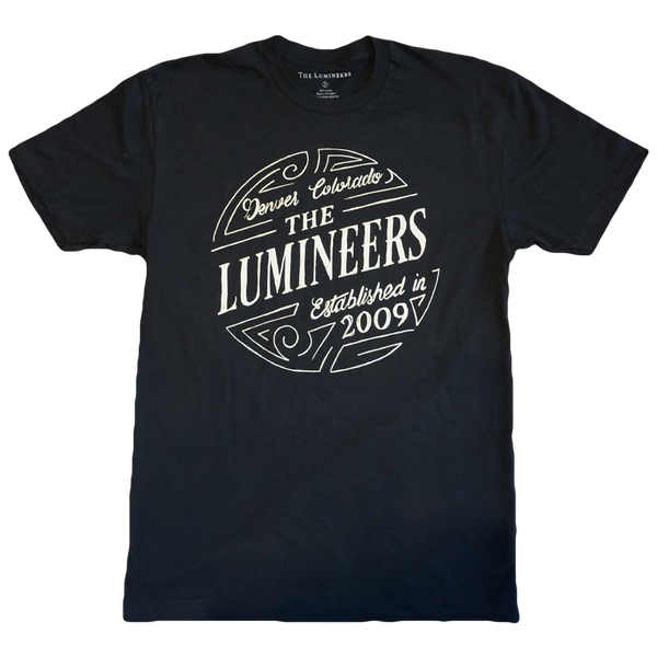 The Lumineers Vintage Portrait T Shirt Clothing The Lumineers