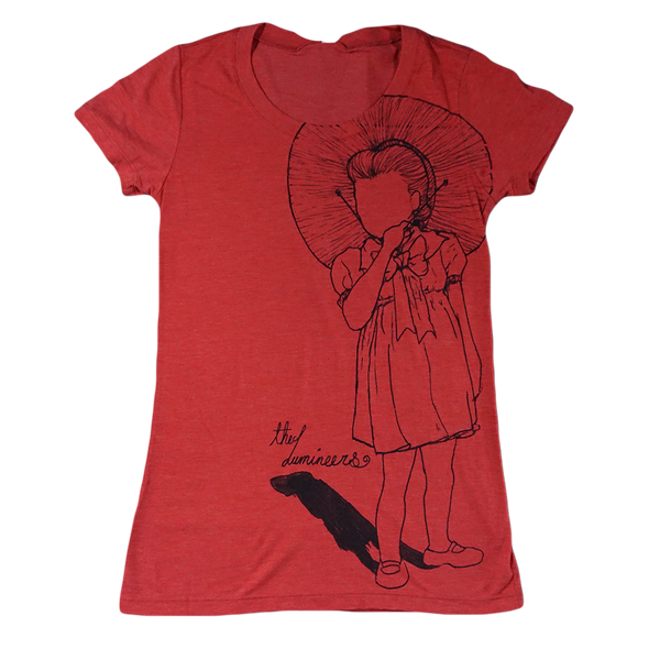 Ladies Faceless Girl Shirt - Last Chance